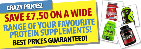 Exclusive Supplement Offers
