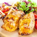 Southern Fried Chicken Breast Fillets - 1kg