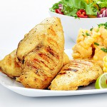 Southern Fried Glazed Chicken Breasts