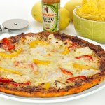 Lemon & Herb Chicken Protein Pizza