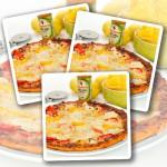 Lemon & Herb Chicken Protein Pizza - 3 Pack