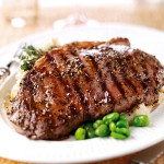 2 x 8-9oz Matured Free Range Rump Steaks