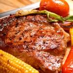 2 x 7-8oz Matured British Ribeye Steak