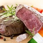 2 x 5-6oz Irish Grass Fed Fillet Steak