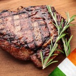 2 x 6-7oz Irish Grass Fed Rump Steaks