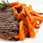 Skinny Sweet Potato Fries - 500g