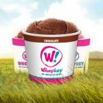 Wheyhey Chocolate Protein Ice Cream
