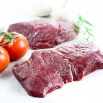 2 x 5oz Premium Horse Fillet Steaks