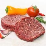 Lean Ostrich Steak Burgers - 2 x 4oz