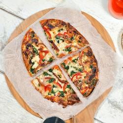 Ziegenkäse Diätpizza - 386 Kalorien