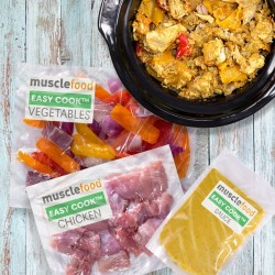 Butter Chicken Slow Cooker Meal Kit