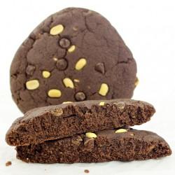 Peanut Butter Choc Cookies – 10 x 77g