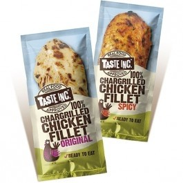 Taste Inc. Chicken Snack Fillets - x10 Mixed Bundle