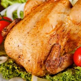 Whole Fresh British Chicken - 1.2 kg