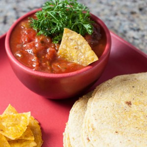 Organic Sprouted Corn Tortillas