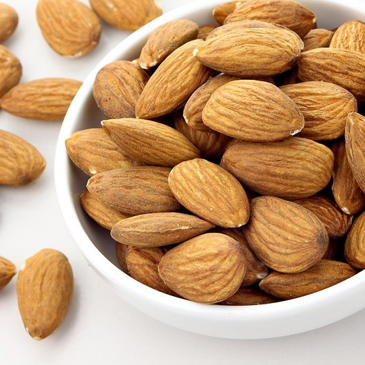 Natural Almond Nuts - 250g