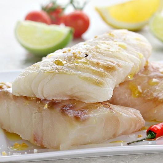 7-8oz Atlantic Cod Loins