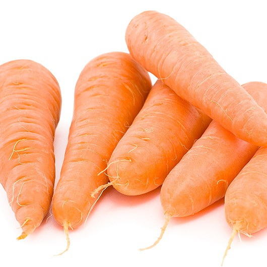 Topped Carrots - 2kg