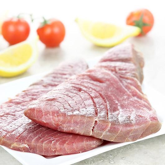 8-9oz Fresh Tuna Loin Steaks