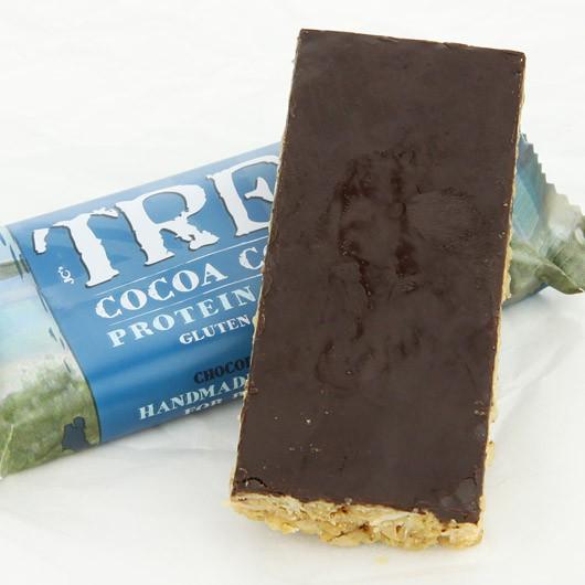 Trek Cocoa Coconut Flapjack - 50g bar