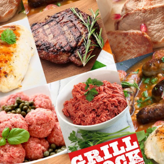Medium Luxury Meat Hamper