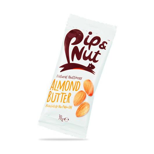 Almond Butter Sachets