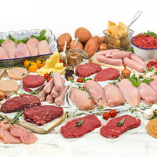 New Year Large Super Lean Selection