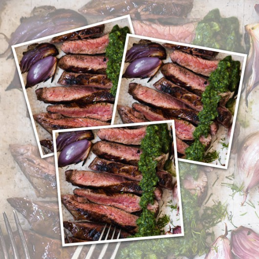 10 x 170g Matured Free Range Ribeye Steaks