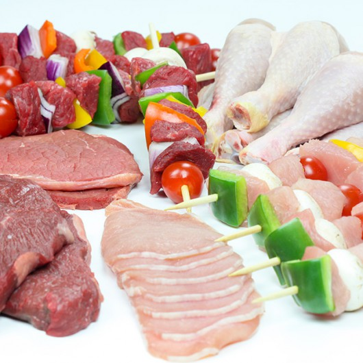 Griddle & Grill Mixed Meat Hamper
