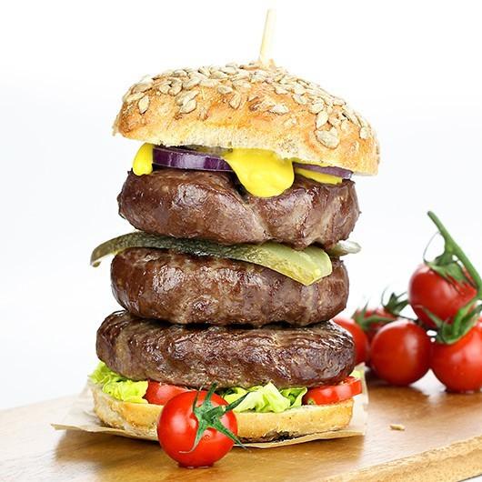 10 x 113g Extra Lean Steak Burgers