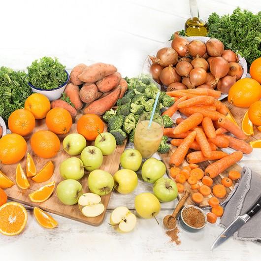 Super Fresh Vegetable Taster Selection