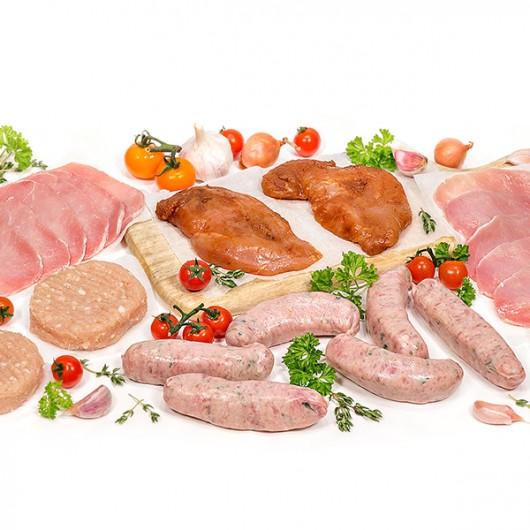 FREE Stunning 22 Piece Lean Meat Hamper