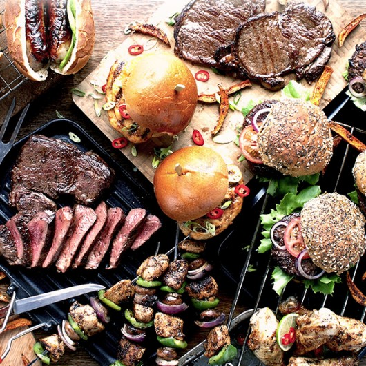 Grill & Griddle Selection