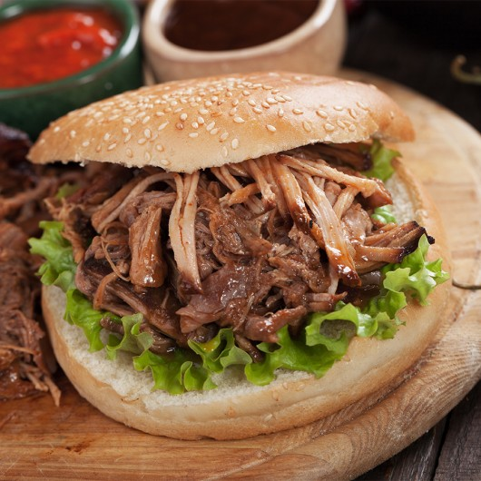 150g Ready to Eat Pulled Pork Pot - 1 Serving