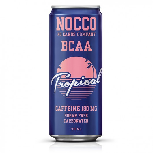 Nocco BCAA Drink - Tropical