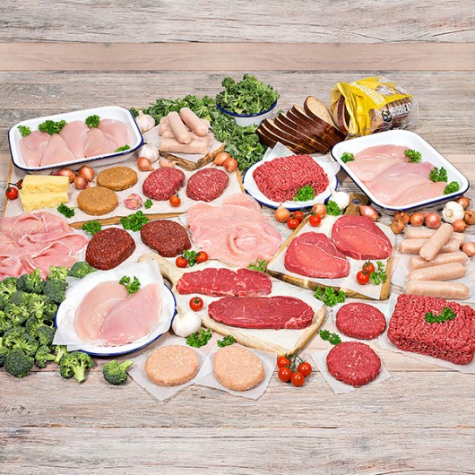 The Ultimate Extra Lean Selection (No Pork)