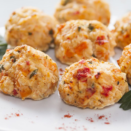 Chicken and Sweet Chilli Meatballs - 360g