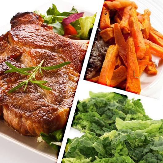 10 x 6-7oz Grass Fed Rump Steaks
