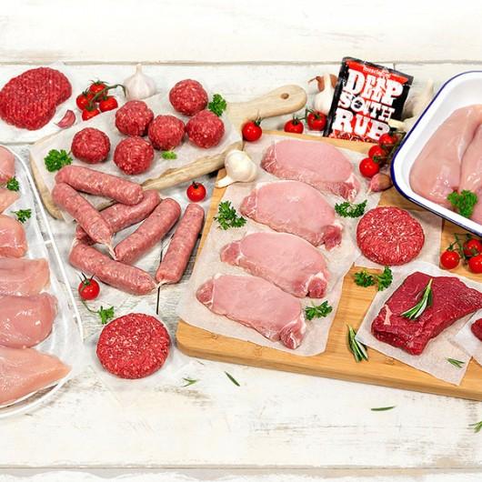 35 Piece Lean Meat Hamper