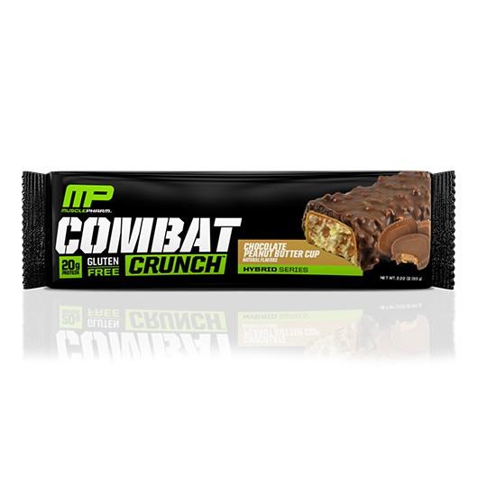 Peanut Butter Combat Crunch