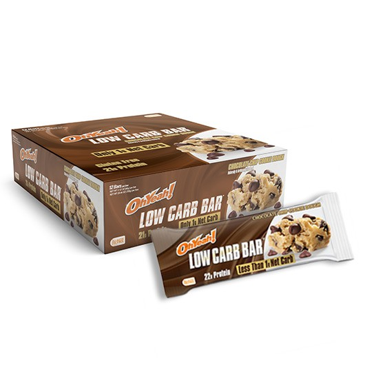 Oh Yeah! Low Carb - Choc Chip Cookie Dough