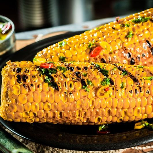 Paprika Corn on the Cob