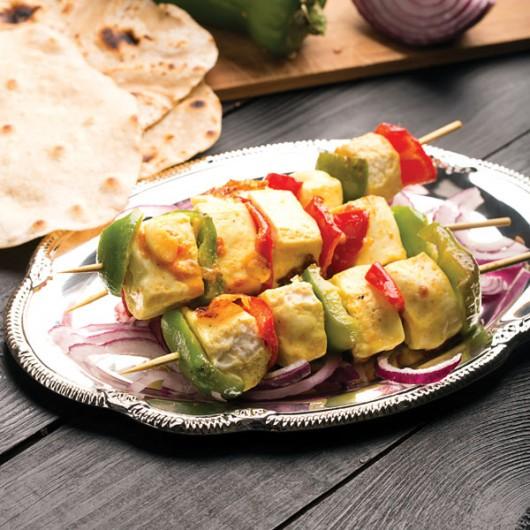 Paneer Veg Kebabs