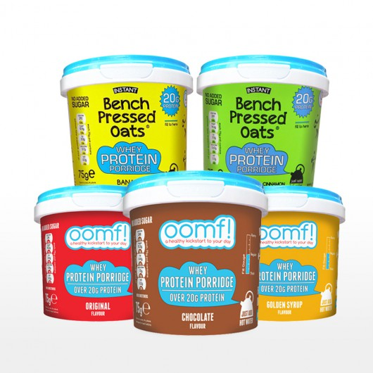 Oomf! Variety Pack - 5 Pots