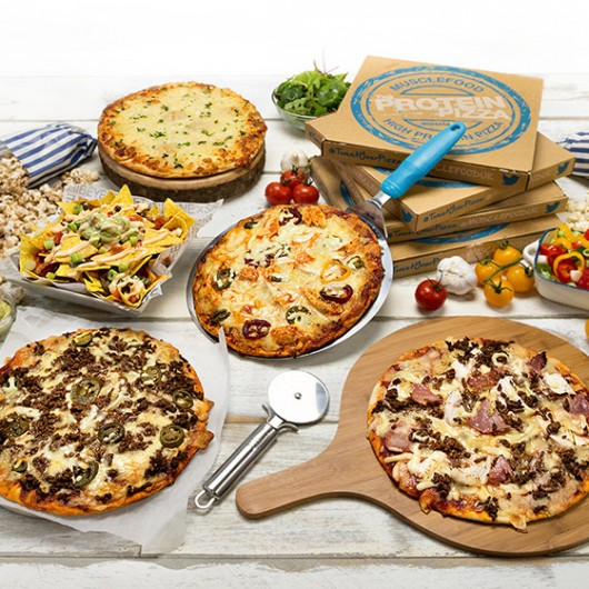 FREE High Protein Healthy Pizza Bundle Offer