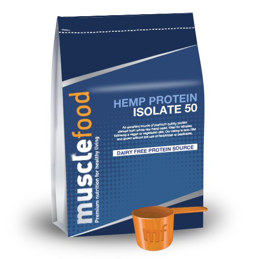 Premium Hemp Protein Isolate 50