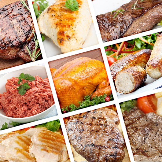 Ultimate Chicken & Steak Selection