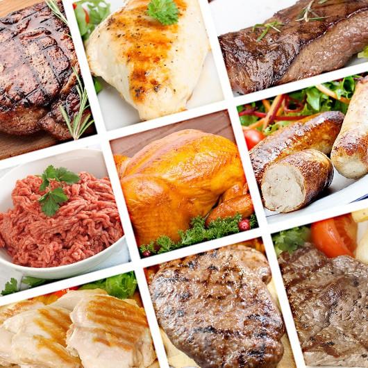 Ultimate Chicken & Steak Selection
