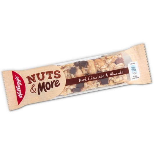 Kellogg's Nuts & More Bar