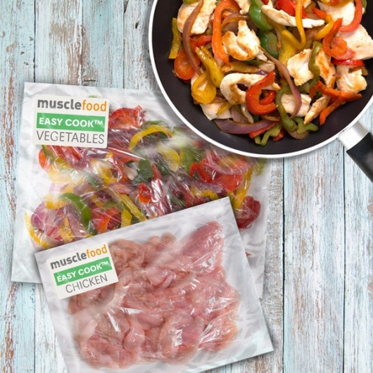 Chicken and Vegetable Stir-Fry - 1 Person
